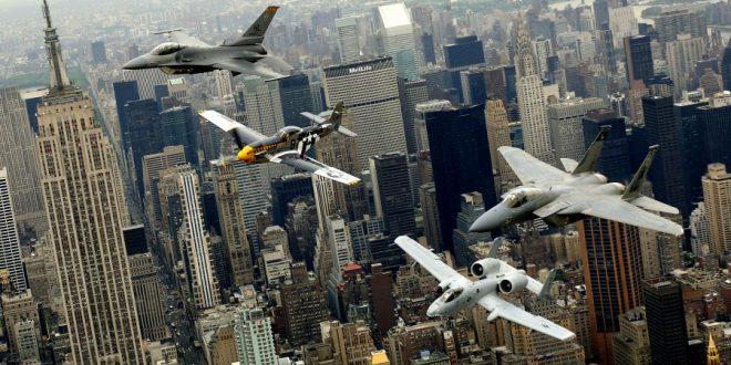 Soğuk Savaş Dönemi NATO Askeri Uçakları ve Silah Sistemleri