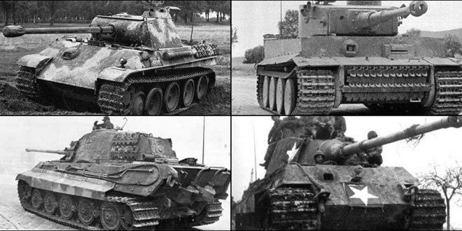 Birinci Dünya Savaşı Sonrası Alman Tankları (2. Bölüm)