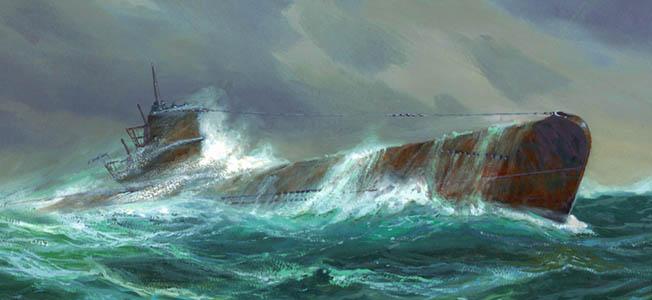 2.Dünya Savaşı sırasında bir Alman denizaltısında (U-Boot) yaşam nasıldı?