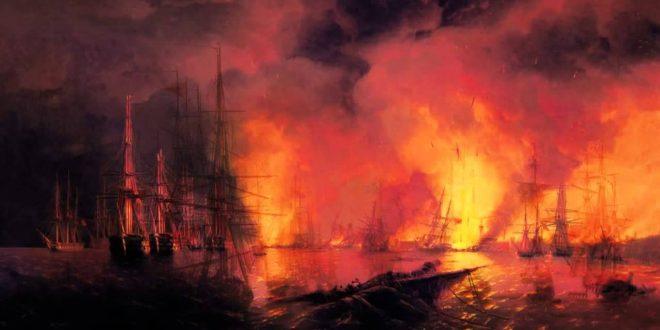 Sinop Deniz Muharebesi
